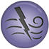 storm purple icon