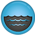 water blue icon