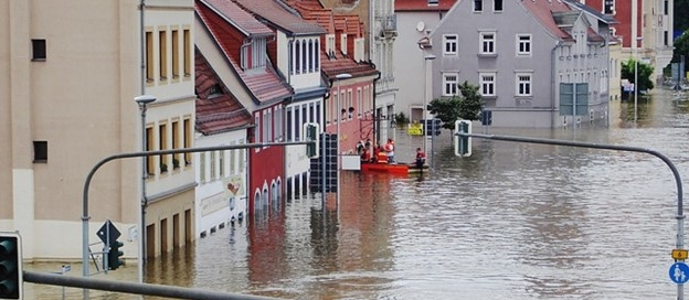 Protect against flood and water damage